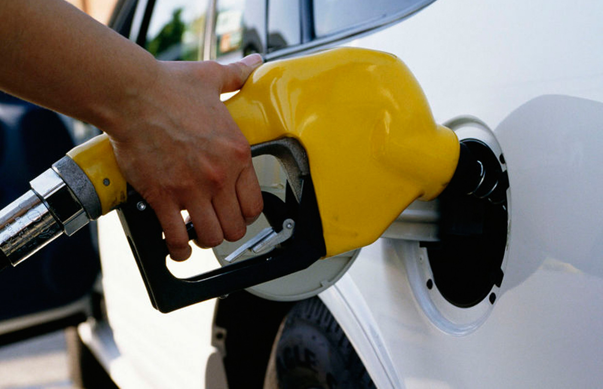 Gasoline Prices a Bit Lower Statewide