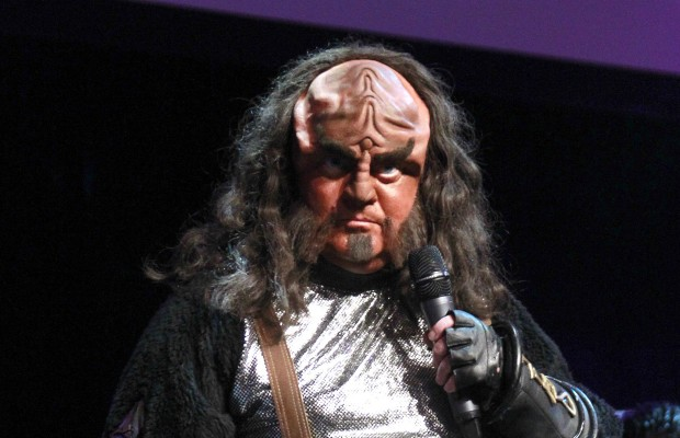 IDES website available in Klingon