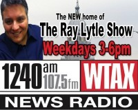 WTAX's Ray Lytle interviews Lt. Gov. Shelia Simon