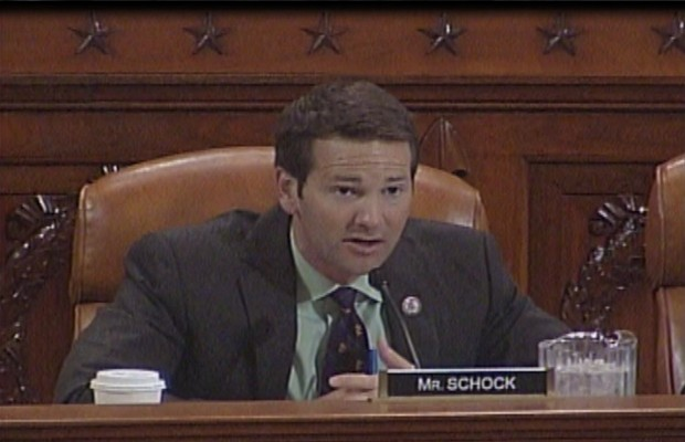 Schock: Lower Top Tax Rates; Simplify Filing