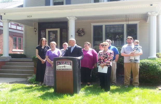 Springfield Ward 6 Residents Receive Grants