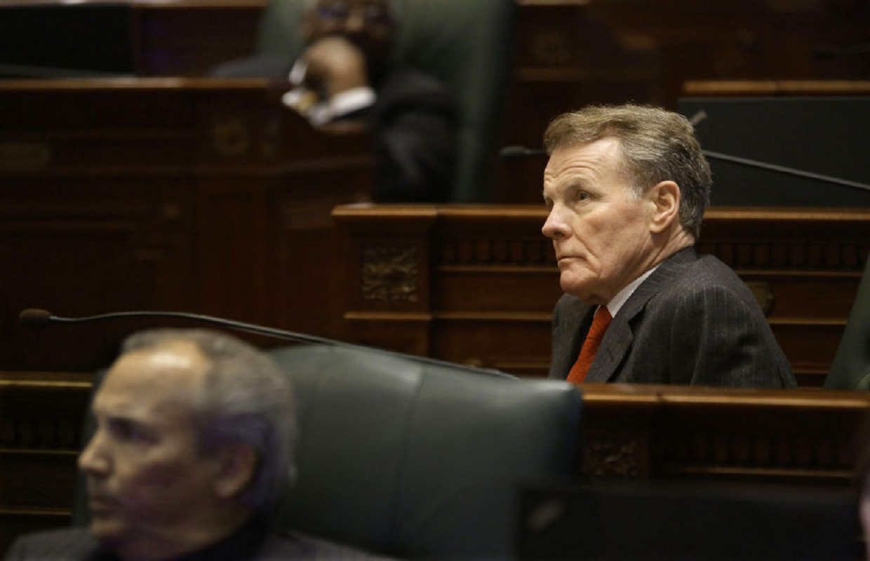 "Madigan Drops Idea for ""Millionaire Tax"""
