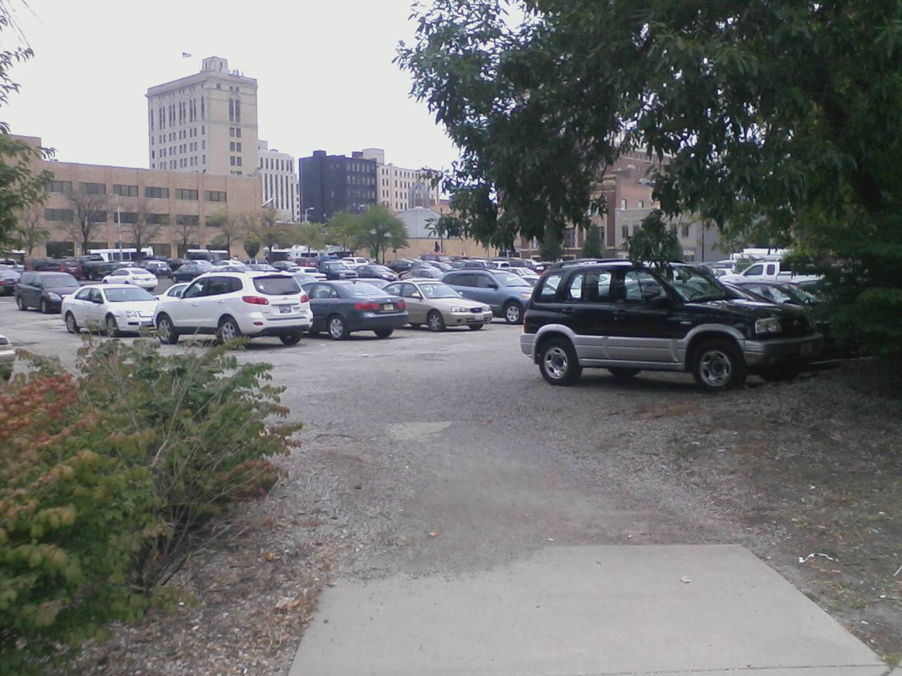 TIF Discussions Set for Downtown Parking Lot, YWCA