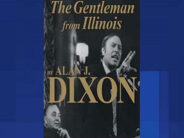 Former U.S. Sen. Alan Dixon Dies at Home