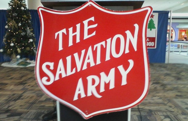 The Salvation Army's Tree of Lights Campaign for 2013 has started!