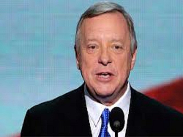 Durbin Says Better Days Ahead for the VA during D-Day Remembrance