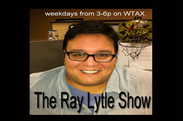 The Ray Lytle Show Tuesday January 14 2014