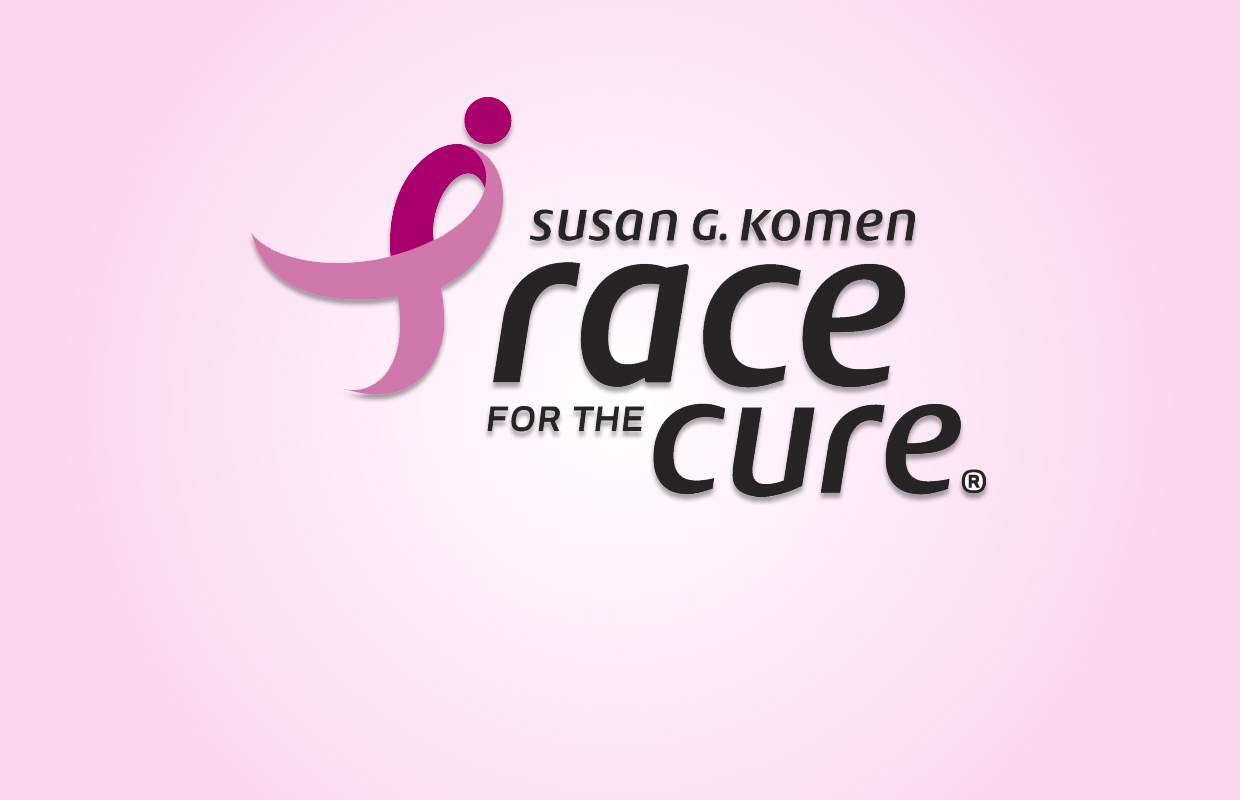 Distance Won't Stop Her from Participating in Komen Run