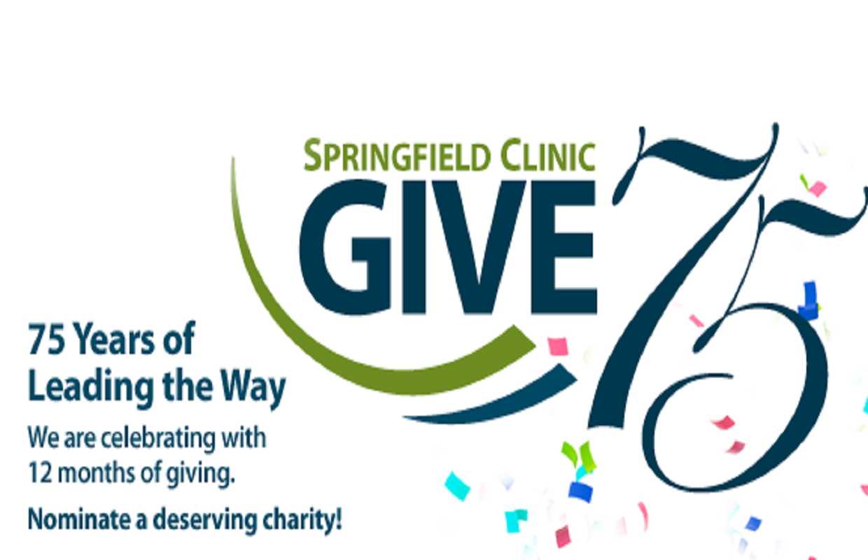 Springfield Clinic Celebrates Anniversary by Giving Back