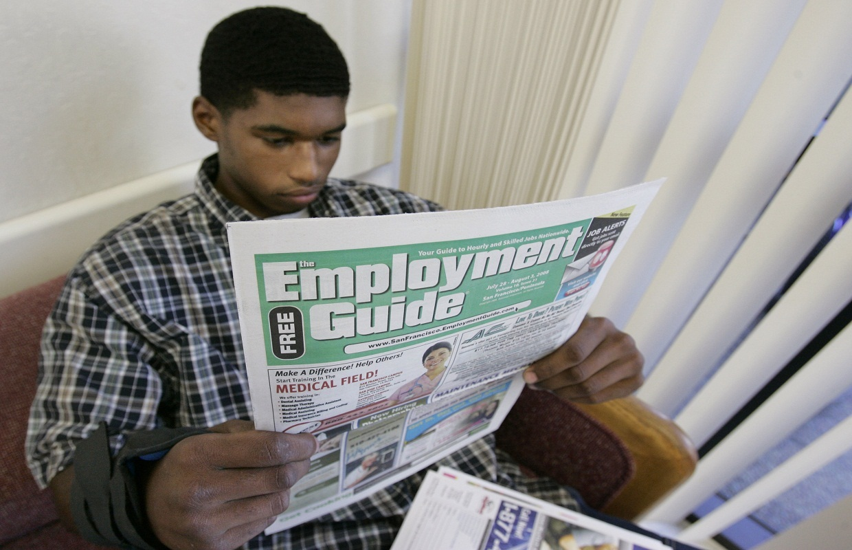 Illinois Unemployment Rate Dips to 6.8 Percent