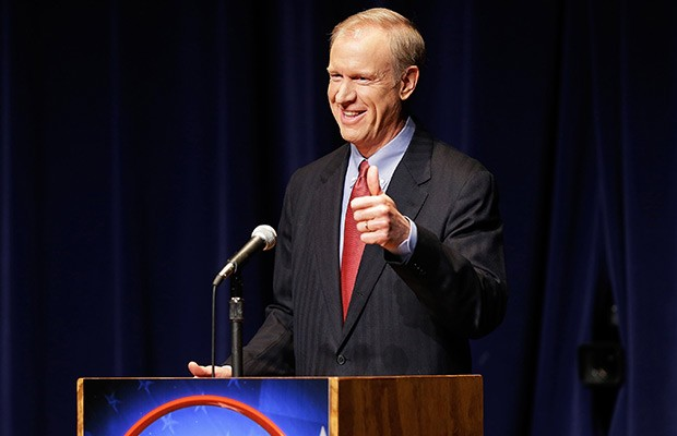"Rauner Unveils Plan to Cut ""Wasteful"" Spending"