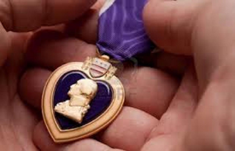 Sangamon County Honors Purple Heart Recipients
