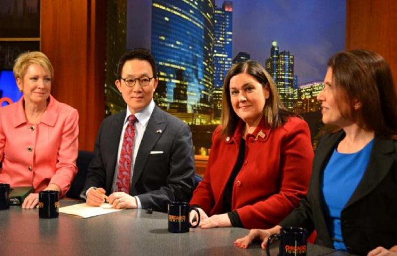 Lieutenant Governor Candidates Debate