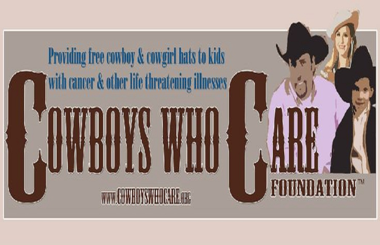 Cowboy Comic Brings Smiles to Ill Kids