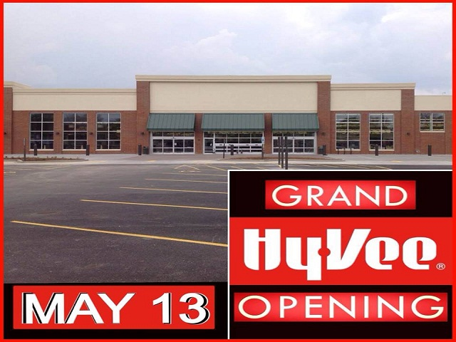 MacArthur Blvd. HyVee Opening Date Announced