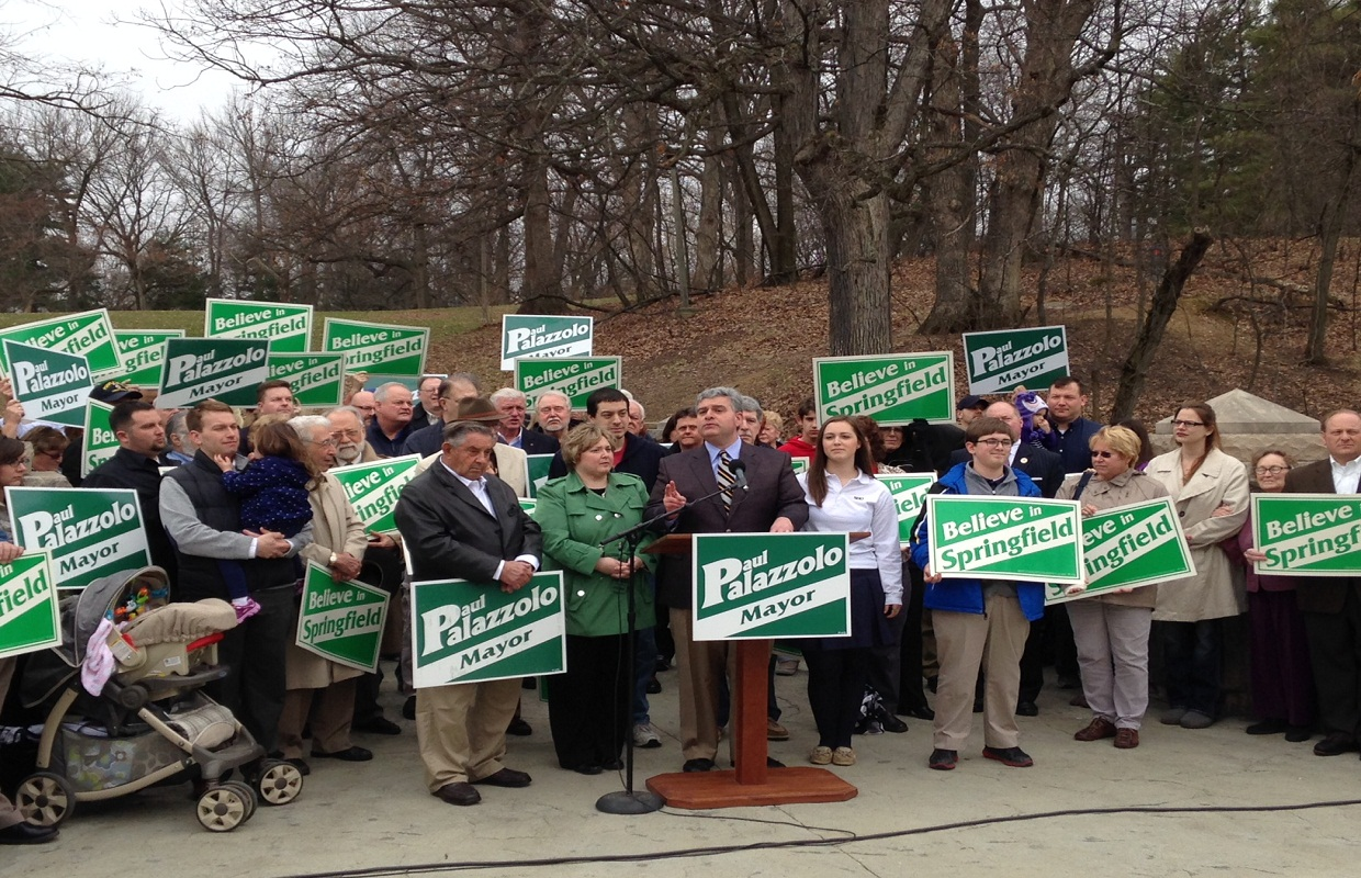 Palazzolo Enters 2015 Mayoral Race