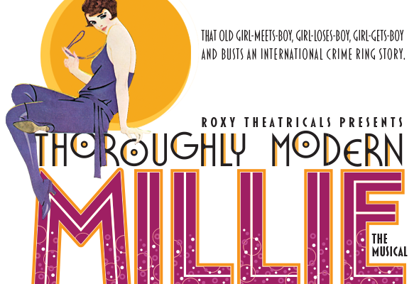 Thoroughly Modern Millie at the Legacy Theatre