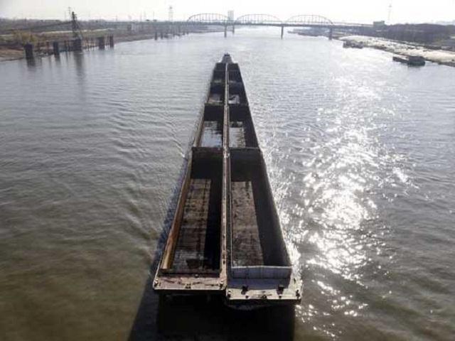 Mississippi River Rises