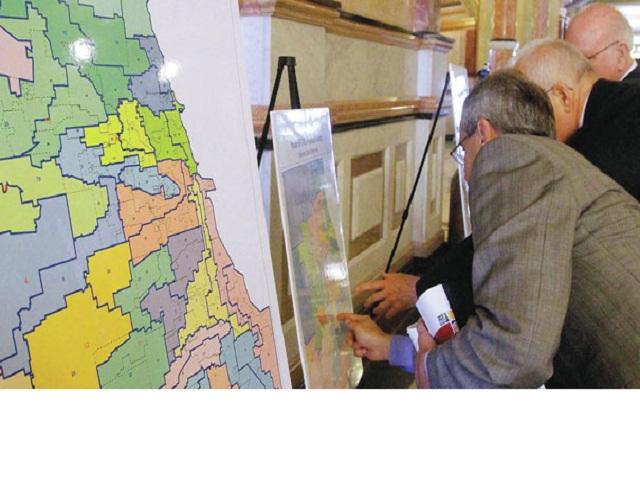 Legislative Leaders Talk Redistricting