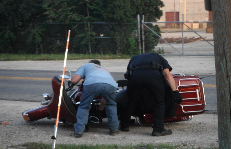 Man Killed in Motorcycle Crash Identified