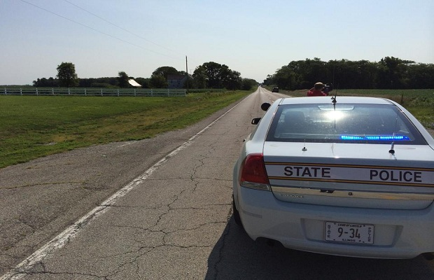 Standoff Near Pana Injures Police Officer; Kills Gunman