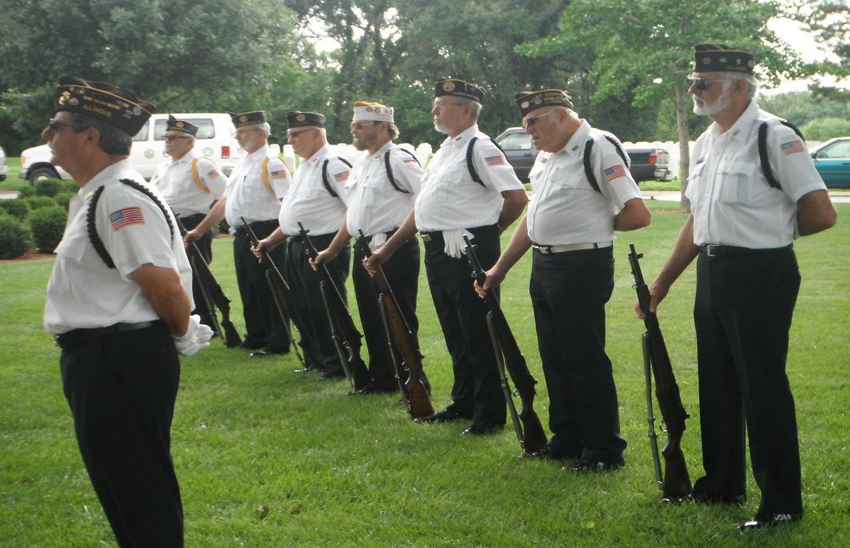 """Unaccompanied Veterans"" Finally Honored"