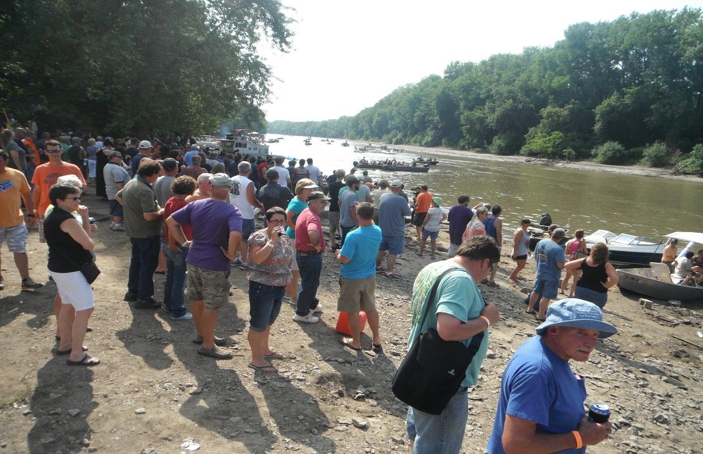 Redneck Fishing Tournament Again Draws Hundreds