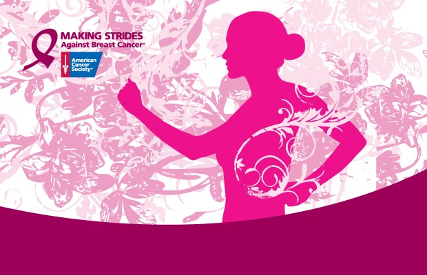 The 'Making Strides Against Breast Cancer' Kick-off is ...