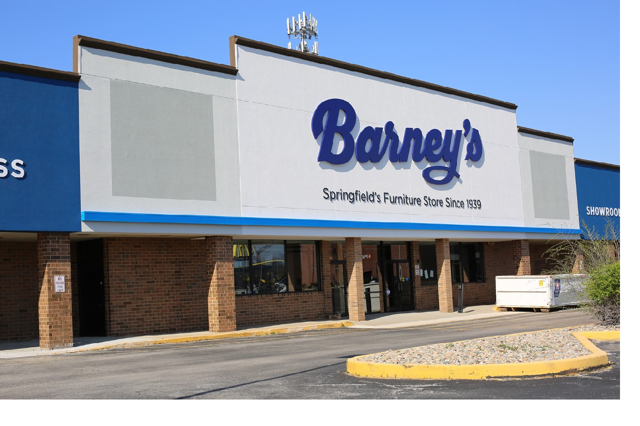 Barneyu0027s Furniture Announces Opening Date At New Location ...